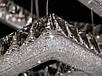 Хрустальная светодиодная люстра-подвес 2247-400-2, фото 2