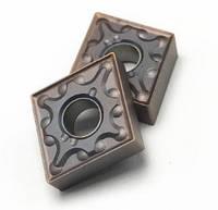 CNMG120404 (сталь+нерж. сталь) Твердосплавная пластина для токарного резца