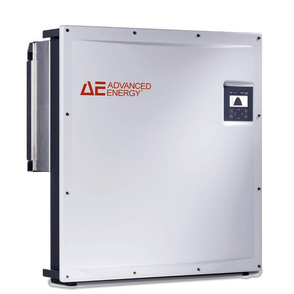 Мережевий інвертор REFUsol AE 3TL40 (40 кВт 3 фази 1 MPPT)