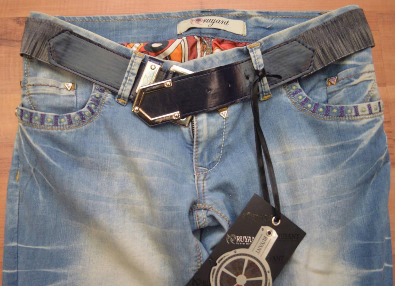 Женские джинсы RUYANT, фото 2
