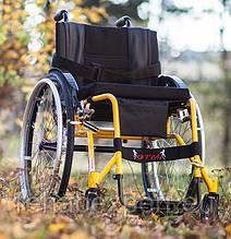 Активна інвалідна коляска для дівчат і жінок GTM Mobil Carisa Active Wheelchair (Panthera)