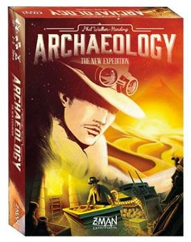 Настольная игра Archaeology The New Expedition (Археология Новая экспедиция)
