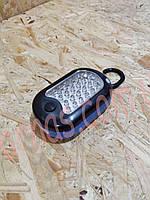 Палаточный фонарь - крючок с магнитом Bailong BL 24+3 LED