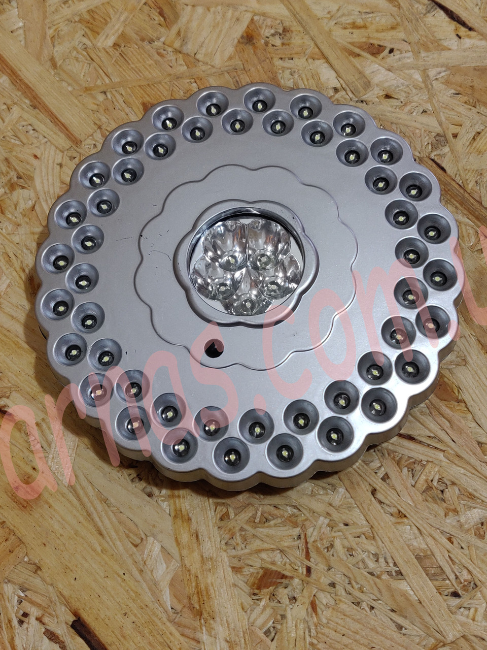 Палаточный фонарь - крючок с магнитом BL 48+5