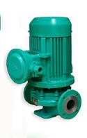 Центробежный насос из нержавеющей стали IHG 65-200 Ex (взырвозащищенный)