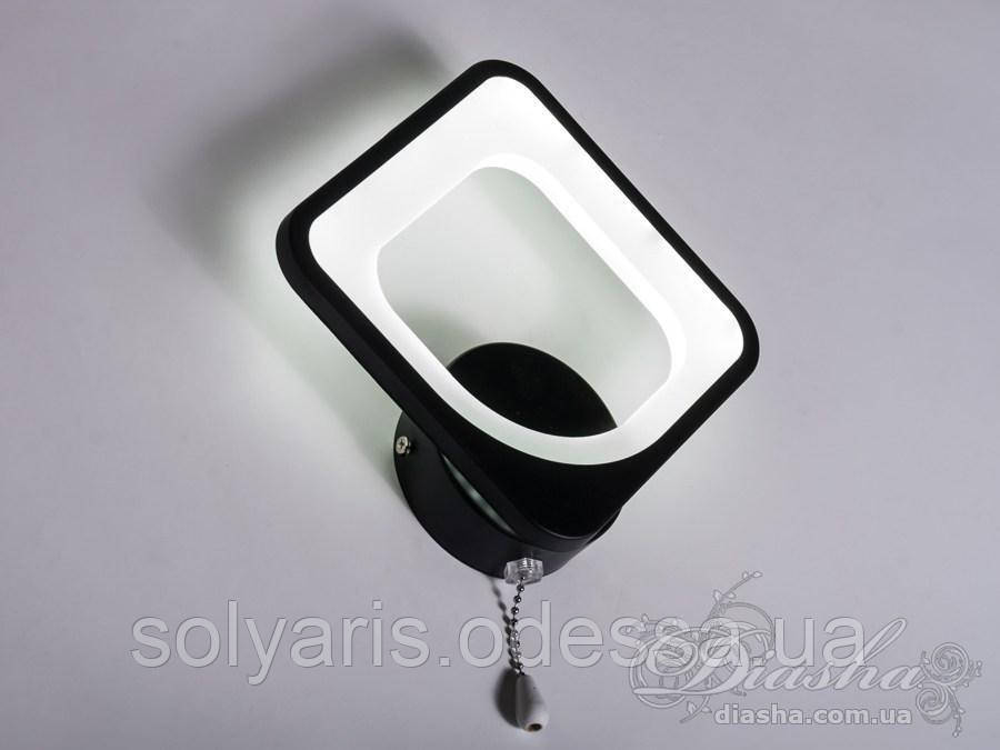Светодиодный светильник 12W бра 8060/1