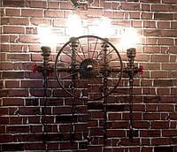 Настенный светильник лофт 9902-2