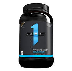 R1_Whey Blend 908 г - Chocolate Peanut Butter