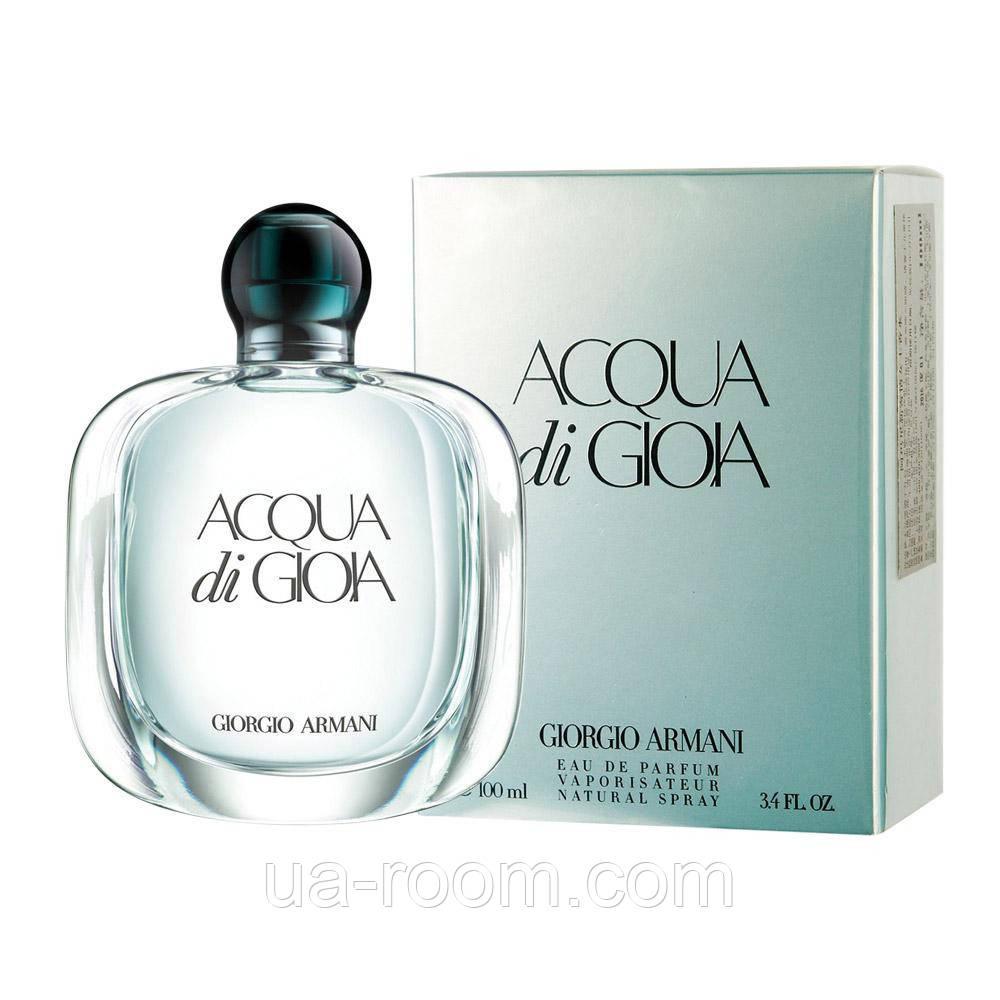Giorgio Armani Acqua Di Gioia, женская парфюмированная вода 100 мл.