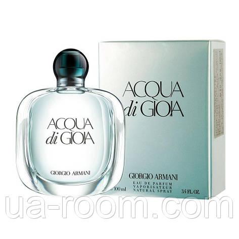 Giorgio Armani Acqua Di Gioia, женская парфюмированная вода 100 мл., фото 2