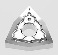 WNGG080404 ( алюминий) Твердосплавная пластина для токарного резца