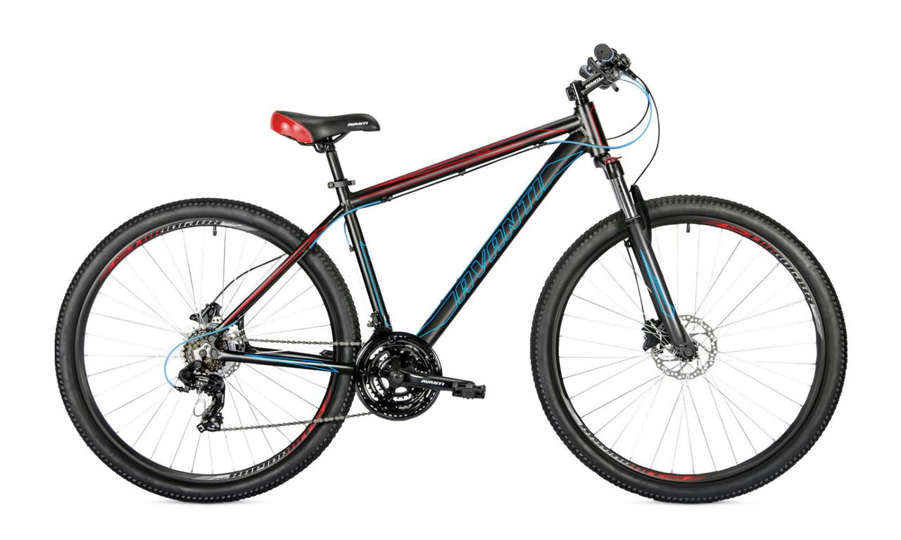 Велосипед 29 Avanti Vector гидравл., Lockout 19