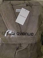 Халат CHICAGO  CASUAl AVENUE Warm Gray M, фото 1