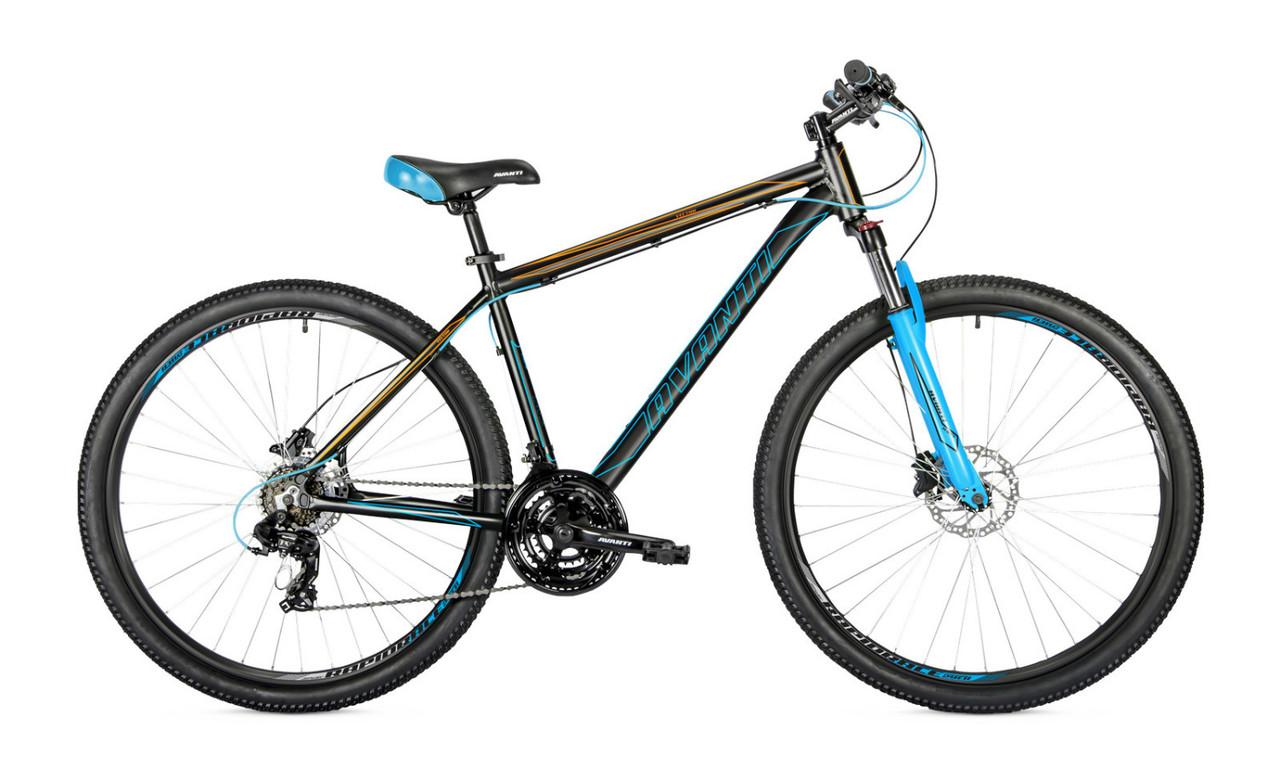 Велосипед 29 Avanti Vector гидравл., Lockout 21