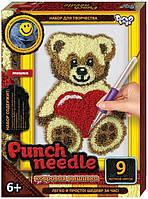 """Набор для творчества """"Punch needle"""" Мишка"""