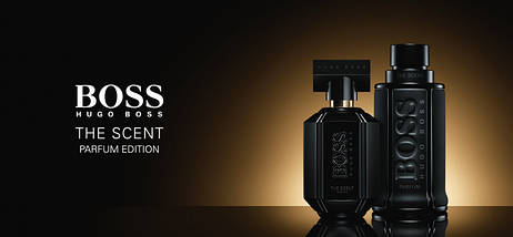 Hugo Boss The Scent Black For Her парфюмированная вода 100 ml. (Хуго Босс Зе Сент Блэк Фо Хе), фото 3