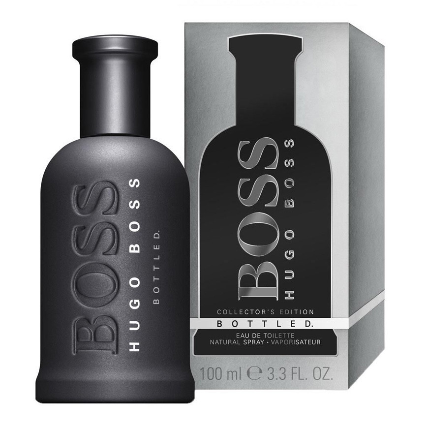 Hugo Boss Boss Bottled Collector's Edition туалетная вода 100 ml. (Хуго Босс Ботлед Коллекторс Эдишн)