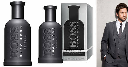 Hugo Boss Boss Bottled Collector's Edition туалетная вода 100 ml. (Хуго Босс Ботлед Коллекторс Эдишн), фото 2