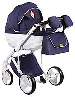 Дитяча універсальна коляска 2 в 1 Adamex Chantal C204, фото 1