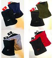 Зимовий ФЛІС  Двохсторонній хомут Nike