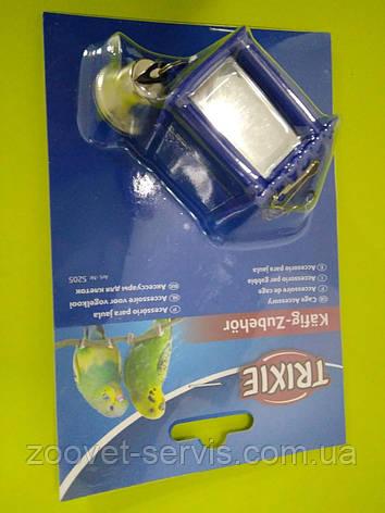 Зеркало-трюмо для птиц TRIXIE 5205, фото 2