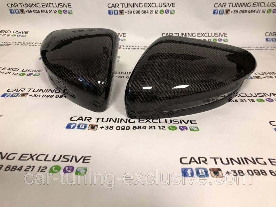 Сarbon mirror caps for Mercedes G-class
