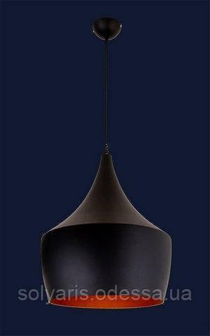 Подвесной лофт  Светильник 7528333-1 BK Е27 350Х350мм