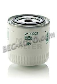 Фильтр масляный MANN Ваз 2101-2107