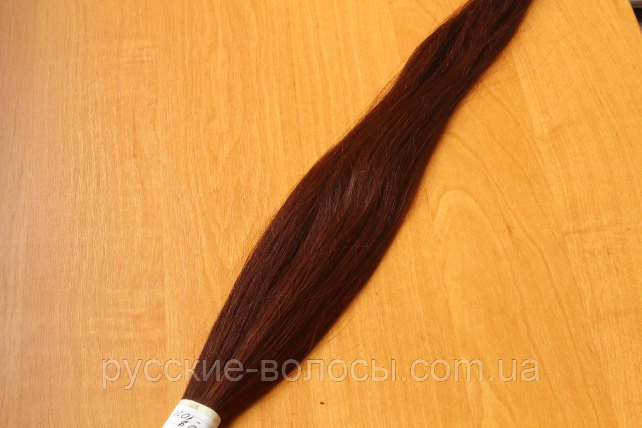 Дитячі волосся слов'янські пофарбовані прямі.