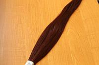 Дитячі волосся слов'янські пофарбовані прямі., фото 1