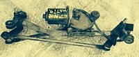 Моторчик стеклоочистителя трапеция Daewoo Matiz
