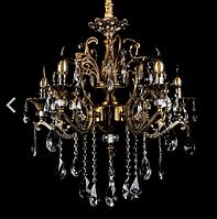 Люстра классическая свеча L5235/5P (GAB)