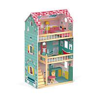 Кукольный домик Janod Счасливый день J06580