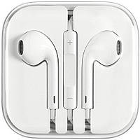 Наушники Apple EarPods with Remote and Mic реплика 130303