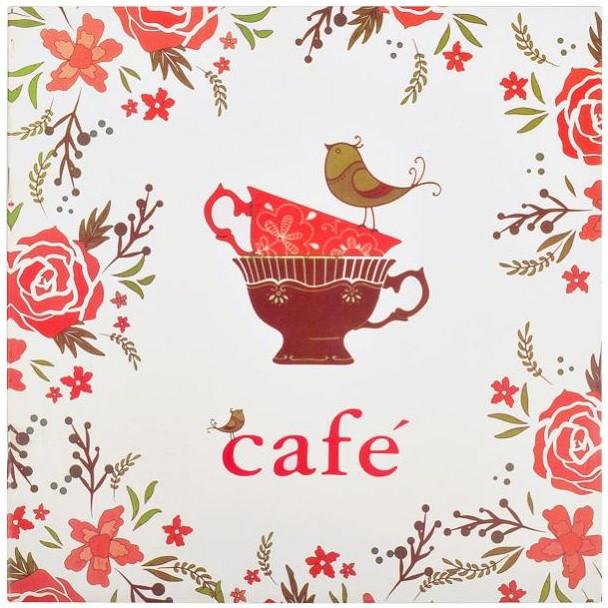 """Раскраска """"Антистресс"""" """"Кафе"""" 24 рисунка, формат В4, GDM-006"""