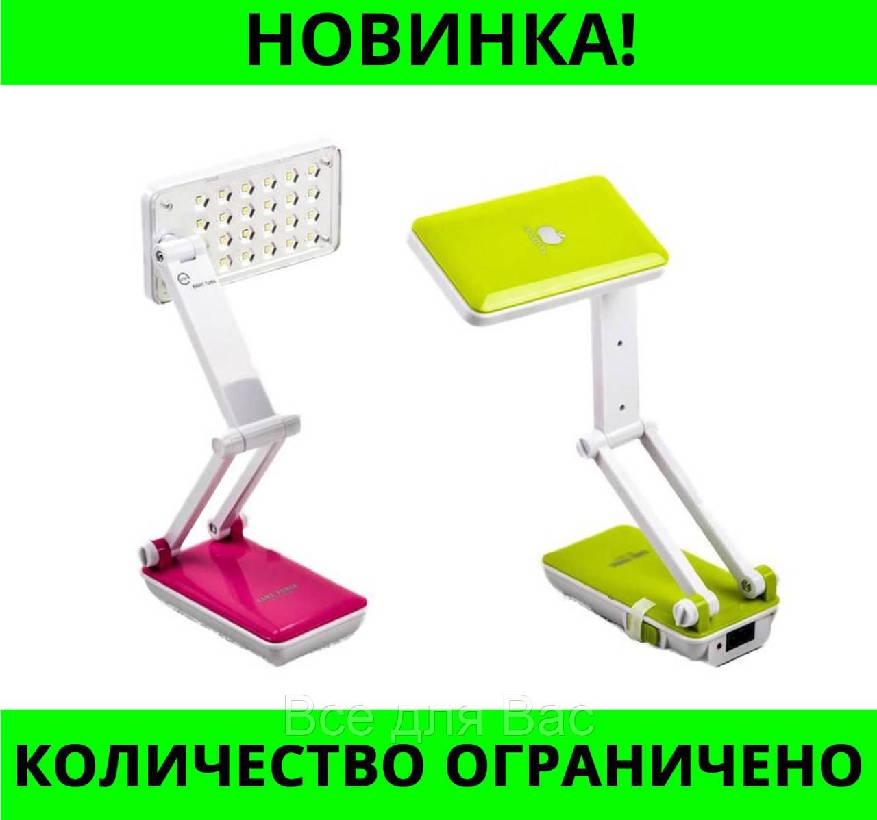 Настольная лампа трансформер TOP WELL LED!Розница и Опт