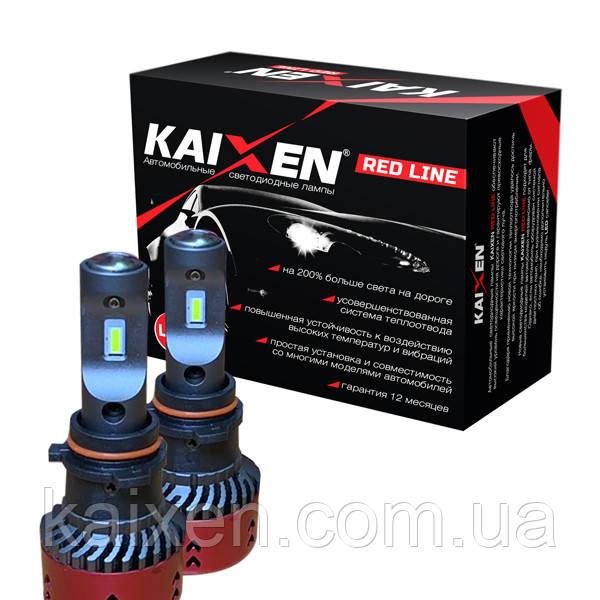 Светодиодные лампы P13W 6000K Kaixen RedLine
