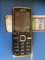 Мобильный телефон Nokia C5 (оригинал) Gold 1050 мАч, фото 4