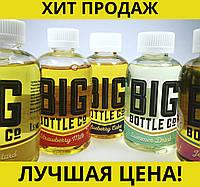 Жидкость для электронных сигарет BIG BOTTLE 120ml, фото 1