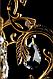 Люстра классическая L5234/8P (GAB), фото 3