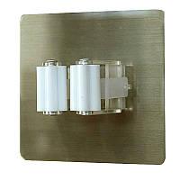 Тримач для душової штанги на липучці 5кг навантаження SQ-5100 SKL11-132858