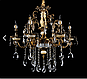 Люстра классическая L05234/6P (GAB), фото 2