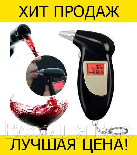 Алкотестер alcohol tester