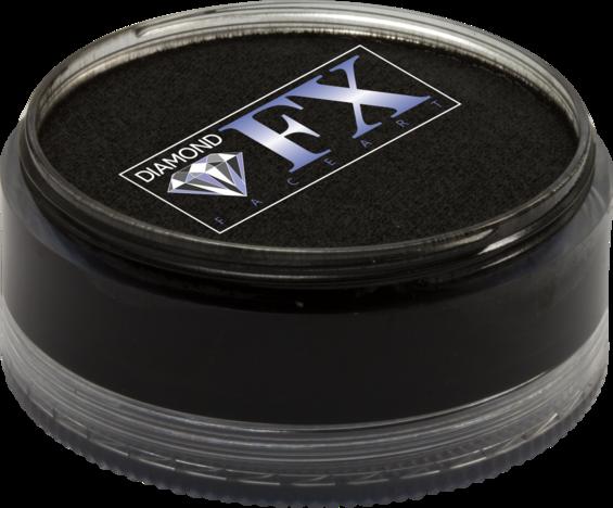 Аквагрим Diamond FX основний Чорний 90 g