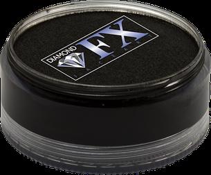Аквагрим Diamond FX основний Чорний 90 g, фото 2