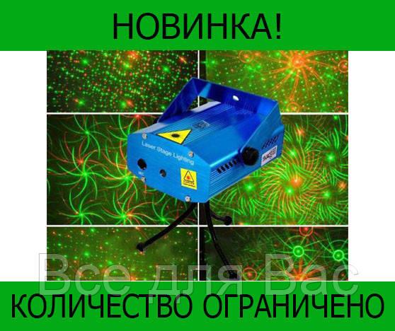 Диско лазер Disco Laser 6 picture 1!Розница и Опт