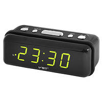 Сетевые часы VST 738-2 часы настольные