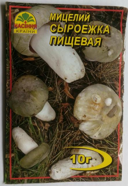 Мицелии грибов