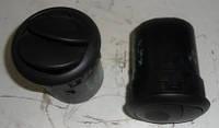 Дефлектор воздуховодов лев прав/ системы вентиляции/ отопления салона Fiat Doblo