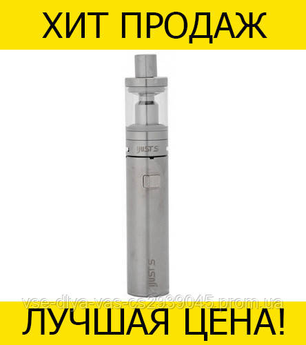 Электронная сигарета iJUST S Silver
